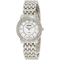 August Steiner Damen Dazzling Diamant Armband Armbanduhr