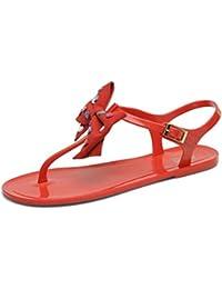 Love Moschino Schuhe Sandalen Zehensandalen Shoe JP100A