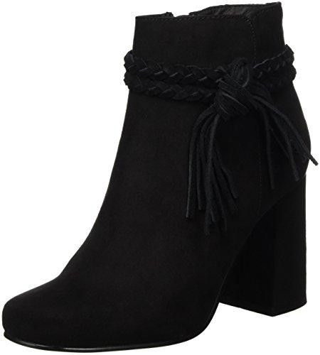 La Strada 910730, Bottes Classiques femme Noir - Schwarz (2201 - micro black)