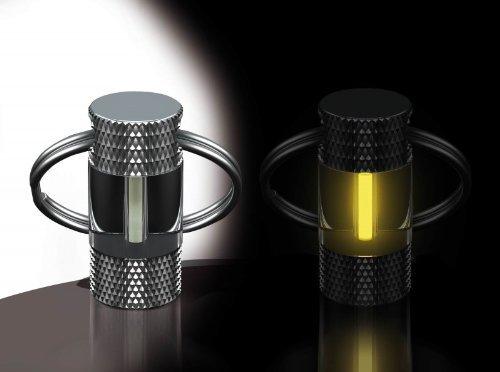 Preisvergleich Produktbild trigalight® Schlüsselanhänger, Gelb