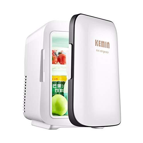 BINGXIANG Auto Mini Portable Refrigeration Heizung Kühlschrank, Car Home Dual-Use Student Dormitory Kosmetik Brust Milch Kühlschrank Kühlschrank - Kühlschrank Brust, Gefrierfach Mit