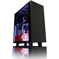 ADMI GAMING PC: AMD Ryzen 1600 3.6GHz Six Core CPU / Asus B350 Plus / GeForce GTX 1070 8GB Graphics Card / 8GB 2400MHz DDR4 RAM / 1TB HDD / EVGA 600W PSU / NZXT Source 340 Elite Case / Windows 10