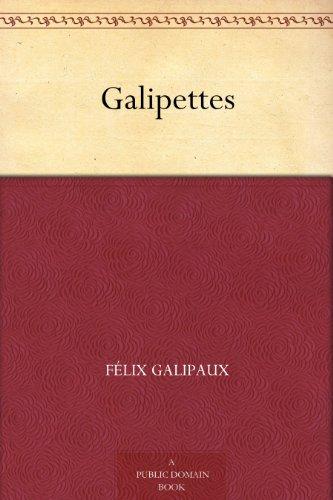 Couverture du livre Galipettes