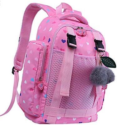 Zhhlaixing Sac D'école Imperméable pour des Filles Princesse Primaire Fille Fille Fille Cartable Mignon Sacs d'ecole B07HGX5W79 | Modèles à La Mode  e189ac
