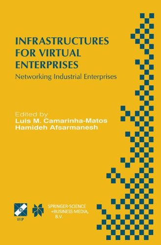 Infrastructures for Virtual Enterprises: Networking Industrial Enterprises IFIP TC5 WG5.3 / PRODNET Working Conference on Infrastructures for Virtual ... in Information and Communication Technology)