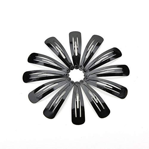 Neue erstaunliche Haarspangen für jede Frisur, 100 Stück und unsichtbar in dunklem Haar oder stylischem Schwarz. (Schwanz Auf Das Der Pin Baby)