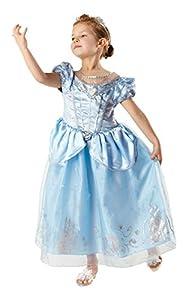 Rubbies - Disfraz de princesa para niña, talla 5-6 años