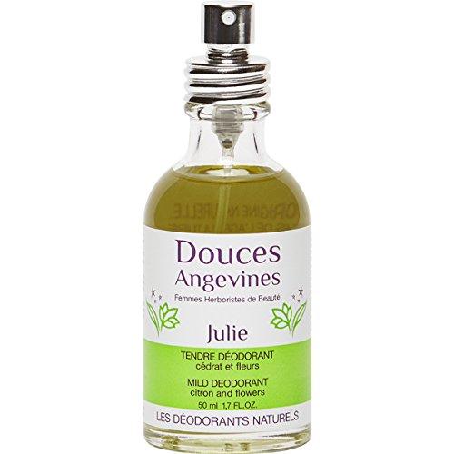 Julie - Déodorant Tendre Cédrat & Fleurs bio - 50 ml