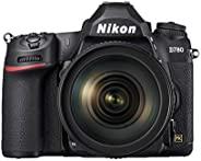 Nikon D780 DSLR Camera with 24-120 mm Lens - Black