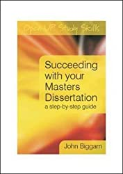 [(Succeeding with Your Master's Dissertation)] [By (author) John Biggam] published on (September, 2008)
