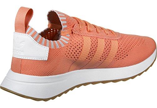 adidas FLB W PK, Chaussures de Sport Femme Vert (Senade/Senade/Ftwbla)