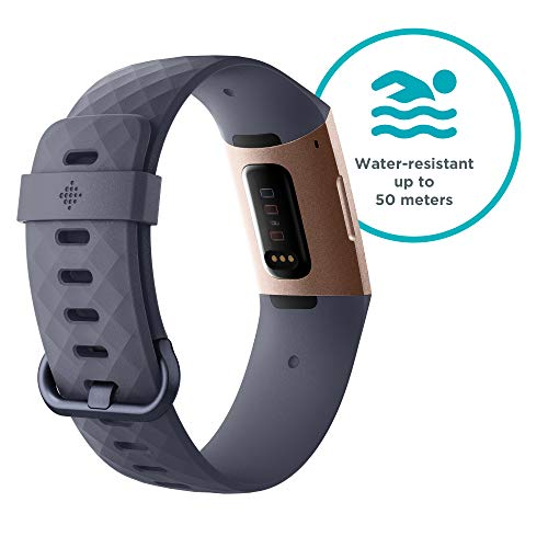 Zoom IMG-2 fitbit charge 3 tracker avanzato