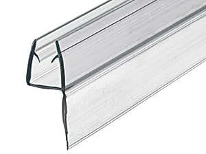 gedotec glast r dichtung dusche wand dichtung f r duschkabinen dusch t rdichtung l nge 2000. Black Bedroom Furniture Sets. Home Design Ideas