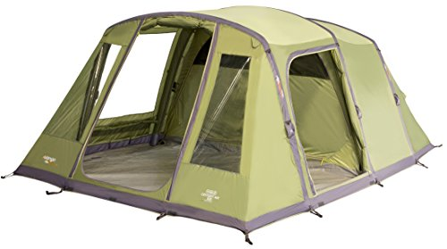 Vango Odyssey Air Beam 500 Tente tunnel gonflable Vert 5 personnes