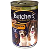 Butchers Tripe & Chicken Dog Food 12 X 400G