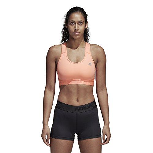 adidas Damen Alphaskin Sport-Bh CHACOR CORCRA