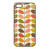 Multi Stem Orla Kiely iPhone 5S beschützer Piel Dura Carcasas Funda para iPhone 55S Rubber Case for iPhone 5/5s