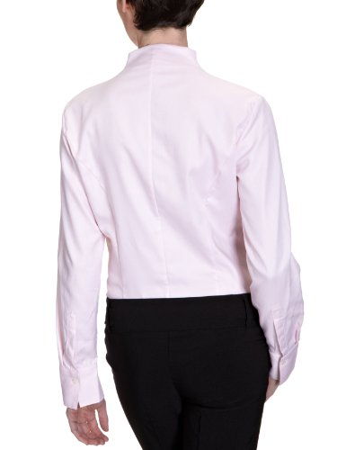 Jacques Britt Damen Businessbluse 61.973001 CITY-BLUSE 1/1-LANG Rosa (42 - rosé)