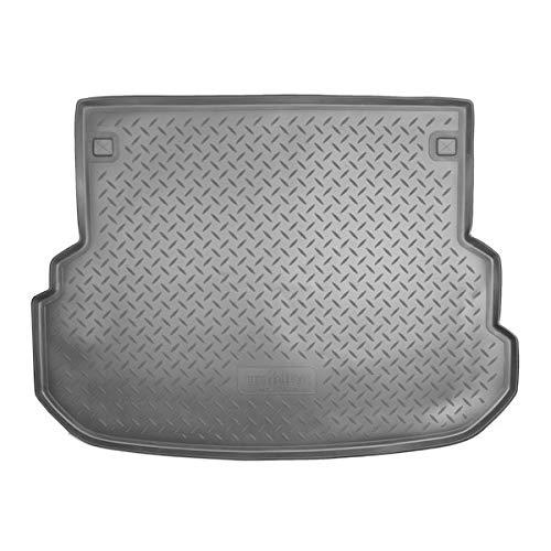 Sotra Auto Kofferraumschutz für den Mercedes-Benz GLK - Maßgeschneiderte antirutsch Kofferraumwanne für den sicheren Transport von Einkauf, Gepäck und Haustier