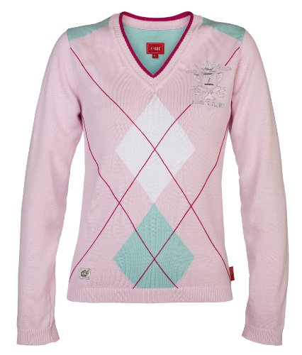 XFORE Golfwear Pullover Park Royal rosa L