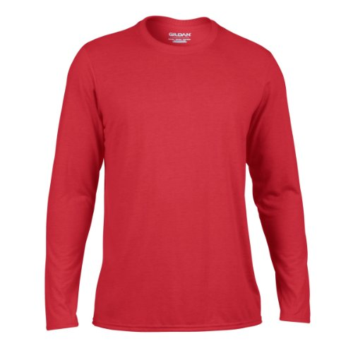 Gildan Unisex Sport Longsleeve-T-Shirt / Langarmshirt Königsblau