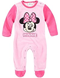 Disney Minnie Strampler, Nicki, rosa-pink, Gr. 62-92