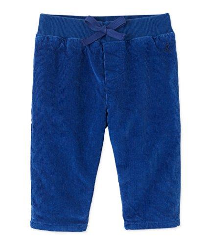 Petit Bateau Baby-Jungen Hose Pantalon, Blau (Limoges 53), 98 (Herstellergröße: 36m/95cm) (Pantalons Hose)