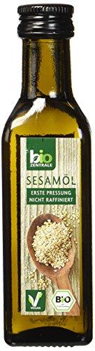 Sesam Öl Biozentrale 100 ml
