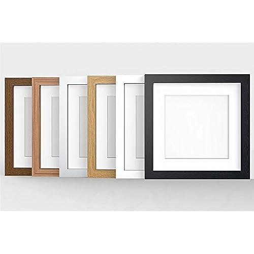 Large Black Photo Frames with Mounts: Amazon.co.uk