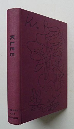 Klee: A study of his life and work (Monographs on the great painters of the twentieth century) por Gualtieri di San Lazzaro