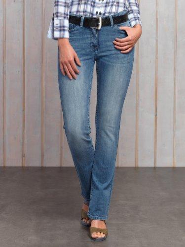 Million X Femme jeans RITA WAVE mid stone