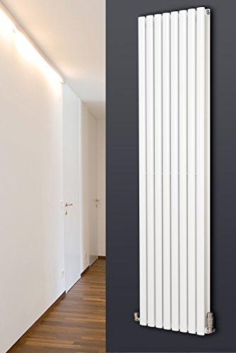 XIMAX Heizkörper Paneelheizkörper Fortuna Duplex 1800 x 584 mm weiss 1700 Watt