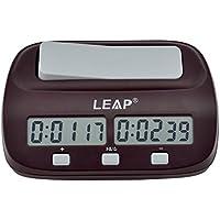 Hikeren , Sport Digitale Stoppuhr Timer mit Großes LCD-Display , Schwarz