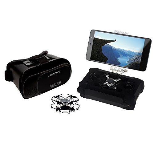 Microdrone Smartview VR - Incluye gafas VR para que volar en FPV