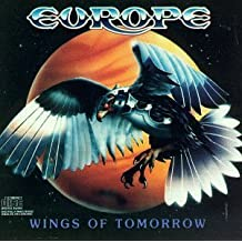 Wings of Tomorrow by Europe [Music CD]
