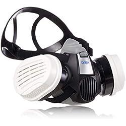 Dräger X-plore 3300 - Kit de Semi máscara mas filtros A2 P3 RD - Respirador de Seguridad para Trabajos de Pintura y Agricultura Frente a fumigantes, insecticidas, tintes