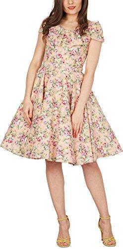 'Cynthia' Vintage Amity Kleid im 50er-Jahre-Stil - 5