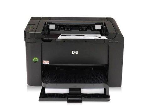 HP LaserJet P1606dn ePrint Mono Laserdrucker (A4, Drucker,Ethernet,  USB,  600x600) (Hp Laserjet P1606dn)