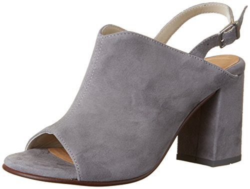 Marc O'Polo - 70214021302302 High Heel Sandal, Sandali Donna Grau (oxid grey)