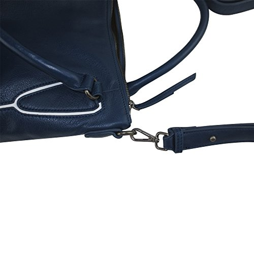 Key Fortune, Borsa a zainetto donna Navy blue