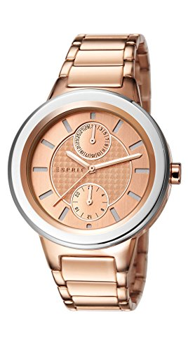 Esprit ES107052002 Sophie Rose Gold Ladies Watch