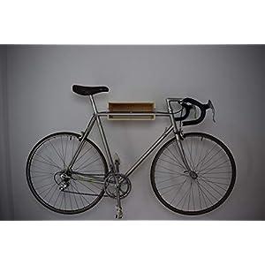 Fahrradhalterung / Fahrradhalter / Wandhalterung / Fahrradständer / bike rack / Halter für Fixie singlespeed Rennrad