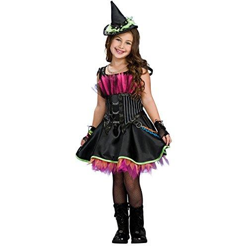 DLucc Kids Sommer Anime Cosplay Kleid Damen Rock Kind Halloween -Leistungskleidung