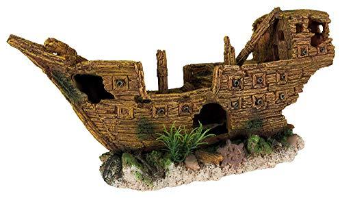 Trixie 87881 - Barco con Planta 36 cm