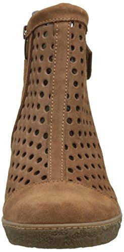 El Naturalista Nf77 Lux Suede Pleasant Lichen, Bottes Classiques Femme Multicolore (Wood / Vaquero)