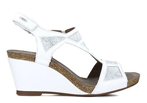 MEPHISTO JOSIA - Sandales / Nu-pieds - Femme white