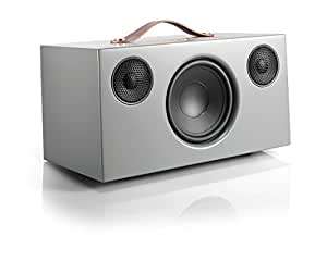"""Audio Pro """"Addon C10"""" Bluetooth Stereo Speaker With Built in subwoofer Compatible with Android, Apple & Windows Devices - Grey"""