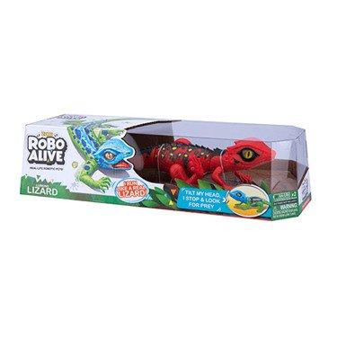 Zuru – Robo Alive – Lurking Lizard – Rot