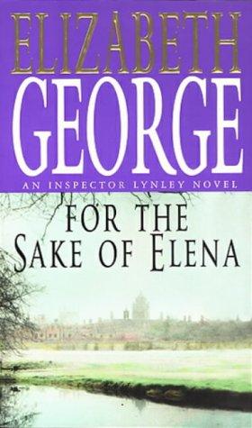 Bantam For The Sake Of Elena (Inspector Lynley Mysteries)
