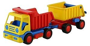 Polesie Polesie9647 Basics - Camión con juguete para remolque